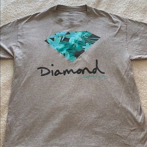 Men's Diamond Supply Short Sleeve T-Shirt
